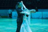 WDSF World Dance Show on Standard Program on the World Open Minsk 2013 Championship — Stockfoto