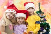 Bevor wir uns weihnachten treffen — Stockfoto