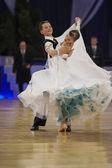 BELARUS OPEN Minsk 2012 WDSF championship — Stock Photo