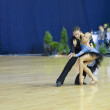 Youth Latin Program on STYLE CUP Minsk 2012 WDSF Championship — Stock Photo