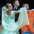 World Open Minsk 2012 WDSF Championship — Stock Photo