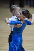 Dünya üzerinde çocuk-1 standart program açık minsk 2013 şampiyonası — Stok fotoğraf