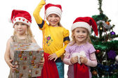 We wish you a very merry christmas! — Stock Photo