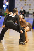 BELARUS OPEN Minsk 2012 WDSF championship, — Stock Photo