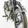 old motorcycle — Stock Photo