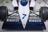 MUNICH -GERMANY, JUNE 17: BMW F1 Sport Car on Display in BMW Mus — Stock Photo