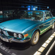 Stock Photo: Munich, Germany- june 17, 2012: BMW 3.0 CSi Coupe Automobile on