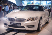 Munich, Germany- june 17, 2012: BMW Z4 sDrive 35is Roadster Coup — Stock Photo