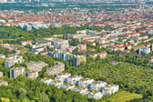 Aerial Shot of Munich — Stock Photo