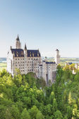 Neuschwanstein Castle — Stock Photo