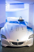 Munich, Germany- june 17, 2012: BMW H2R Hydrogen Powered Racing — Stock Photo