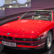 Munich, Germany- june 17, 2012: BMW 850 -series car on Stand in — Stock Photo #38057093