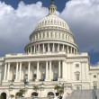 Outside View of US Capitol in Washington DC — Stock Photo #41133827