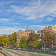 City of Boston, MA, United States of America. HDR Image — Stock Photo #47176873