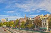 City of Boston, MA, United States of America. HDR Image — Stock Photo