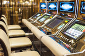 Slots in Las Vegas Casino, Nevada — Stock Photo