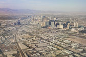 Suburbans of Las Vegas. Aerial View — Stock Photo