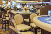 Gaming Table in Las Vegas Casino — Stock Photo