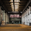 Abandoned old vehicle repair station interior — Stock Photo #29941091