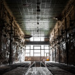 Industrial interior — Foto Stock