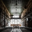 Industrial interior — Photo