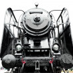 Old steam train — Stock Photo #36038675