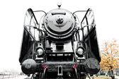 Antiguo tren a vapor — Foto de Stock