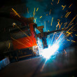 Stock Photo: Welding