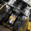 Steam hammer — Stock Photo