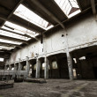 Abandon industrial interior — Stock Photo #36727297