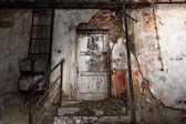 Abandon industrial interior — Stock Photo