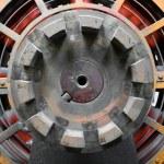 Electric power generator — Stock Photo #37225173