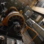 Electric power generator — Stock Photo #37225307