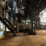 Industrial interior — Stock Photo #38342395