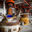 Industrial interior — Stock Photo