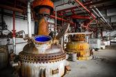 Industrial interior — Stock Photo