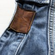 Jeans detail — Stock Photo #40472973
