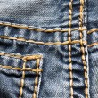 Jeans detail — Stock Photo #40473095
