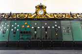 Electric controller panel — Stock Photo