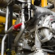 Stock Photo: Engine of industrial equipment