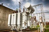 High-power station — Stock Photo