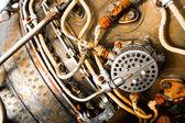 Turbine detail — Stock Photo