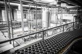 Brewery interior — Stock Photo