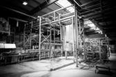Brewery interior — Foto de Stock