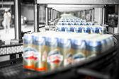ビール缶 — ストック写真