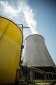 Cooling tower — Stock Photo