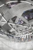 Modern station interior — Stockfoto