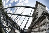 链桥布达佩斯 — 图库照片