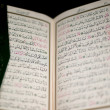 Pages of holy koran the testament — Foto Stock