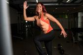 Pilates Exercise — Stock Photo